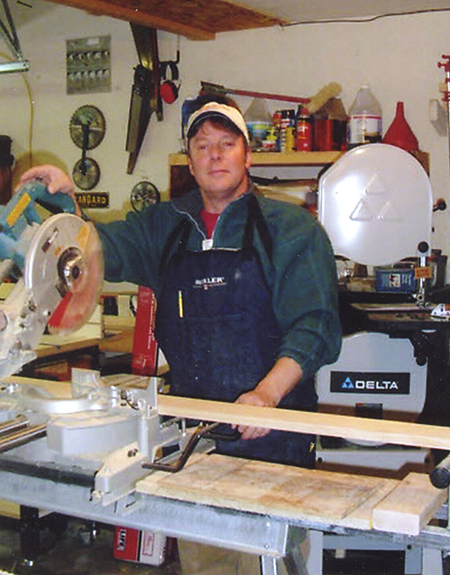 Steve Rossi, Owner of Green Mountain Home Repair